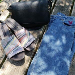 Playboy | Stretchy Light Blue Jean's Size 7/8